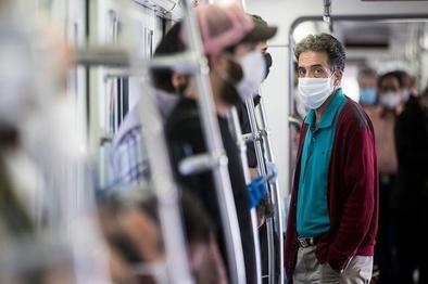 واکنش به گرانفروشی ماسک در مترو