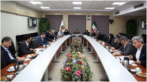 برگزاری نشست هماهنگی کمیسیون مشترک حملونقل جادهای بین جمهوری اسلامی ایران و عراق