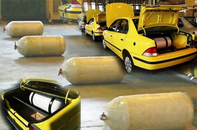 تجهیز ۱۸۶ کارگاه برای تبدیل خودروهای عمومی به دوگانه سوز
