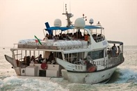 ترابری ۱۶.۵میلیون نفرسفر دریایی در هرمزگان