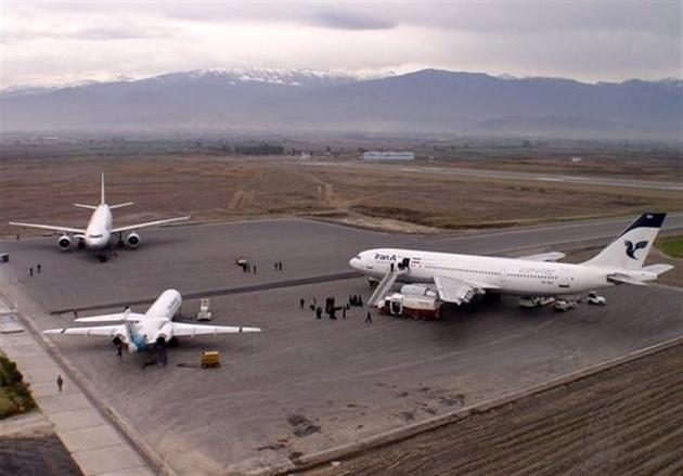 بهرهبرداری از ۱۰ پروژه فرودگاهی در ۵  فرودگاه کشور