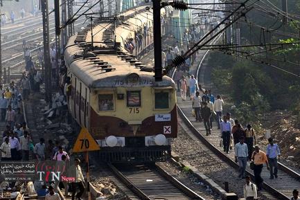 حمل و نقل ریلی در هند