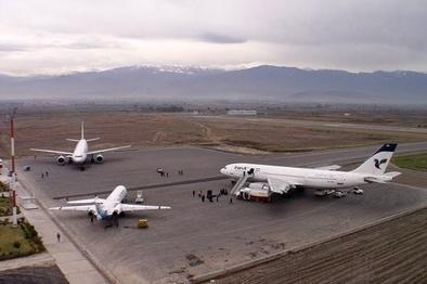 برقراری خط پرواز باری کرج-چین در آینده نزدیک