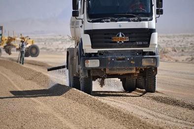 اجرای ۱۵ پروژه در بخش راه و راهآهن  خراسان جنوبی