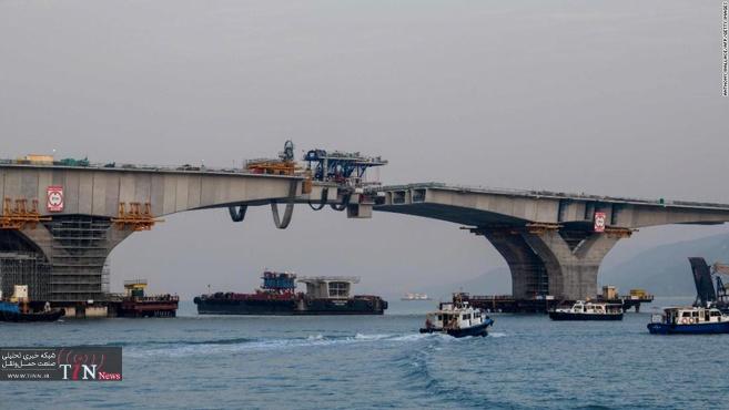 گزارش سیانان از طولانیترین پل جهان؛ شاهکار مهندسی چینیها را ببینید