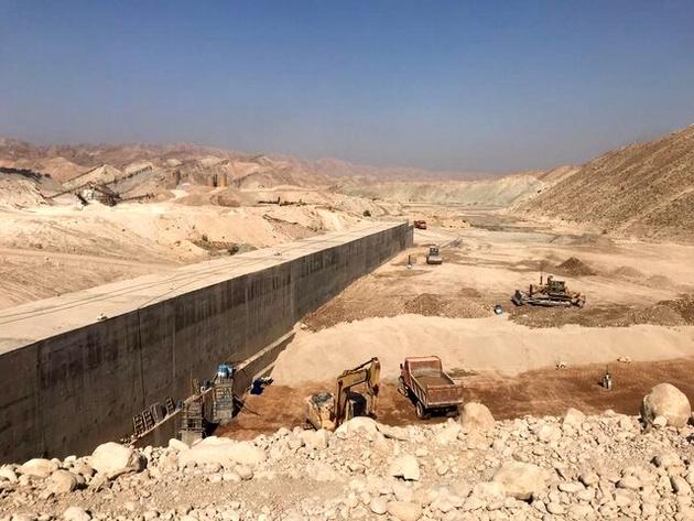 پیشرفت ۲۵ درصدی قطعهی ده راهآهن بوشهر-شیراز