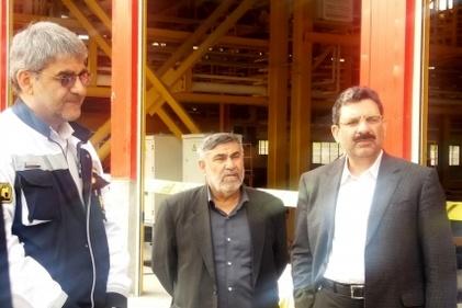 ◄ گزارش تصویری افتتاح پایانه مترو شهید کلاهدوز