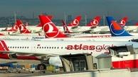 شلوغترین فرودگاههای ترکیه