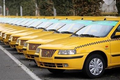 ۴۰ هزار دستگاه تاکسی با استاندارد یورو ۵ نوسازی میشود