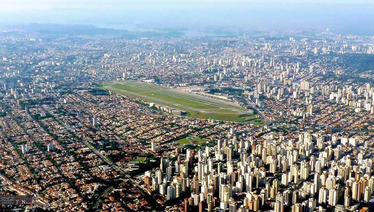 فرودگاه کانگانهاوس/سائوپائولو برزیل