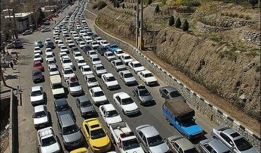 اعمال محدودیتهای گسترده در جادههای کشور