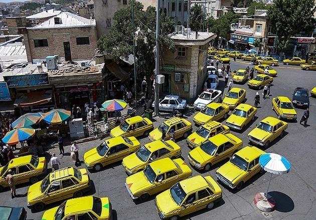 مشکلات نوسازی ناوگان تاکسیرانی متوجه بانکها و خودروسازهاست
