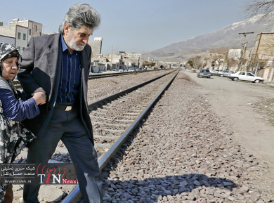 زندگی در کنار خط راهآهن