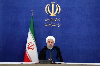روحانی: افتتاح پروژههای مهم ریلی در روزهای آینده