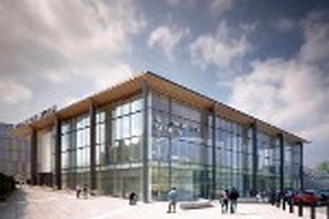 UKs Northampton station to open by ۱۲ January ۲۰۱۵