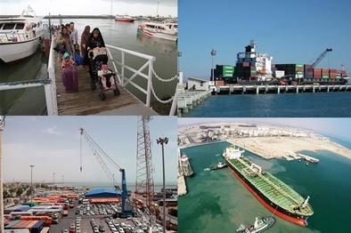 خدماترسانی به ۱۳,۳ میلیون نفر سفر در پایتخت دریایی ایران