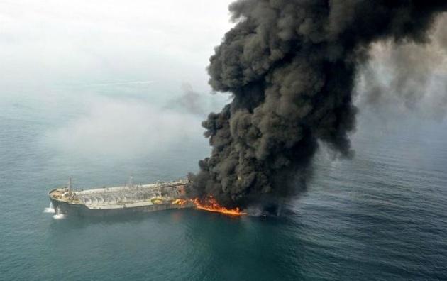 3 مظنون اصلی حمله به نفتکش