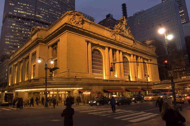 (تصاویر) معماری مسحورکننده بزرگترین ایستگاه قطار جهان