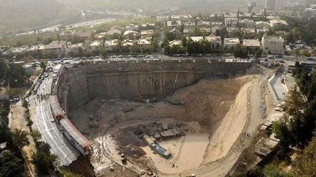 گودهای پرخطر در صورت زلزله احتمالی ریزش می کنند