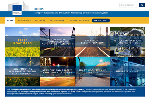 EU launches new TRIMIS tool to analyze effects of European transport innovation