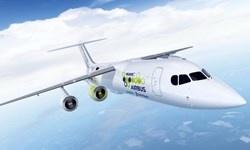 تولید هواپیمای بزرگ هیبریدی تا 2020