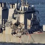 ۱۰ تصادف جالب یگانهای دریایی آمریکا در سالهای اخیر