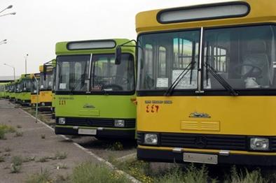 اتوبوسهای شهری همدان ملزم به استفاده از سوخت یورو ۴ شدند