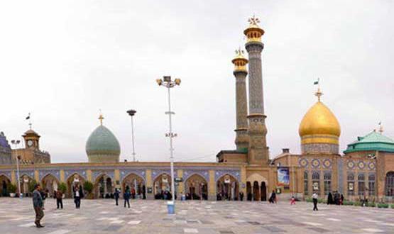 انسداد 37 نقطه از مسیرهای منتهی به حرم حضرت عبدالعظیم(ع)