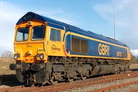 EMD delivers last Class ۶۶ locomotive to UKs GB Railfreight