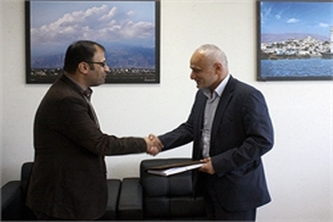 امضای قرارداد احداثسیلوی غلات در منطقه ویژه اقتصادی بندر نوشهر