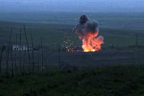 چگونگی حمل بار به ارمنستان با توجه به درگیریهای قرهباغ
