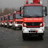 مجوز واردات خودروهای آتش نشانی و تجهیزات مرتبط به شرط عدم تولید در داخل