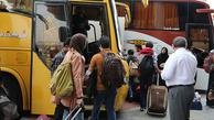 افزایش سفرهای نوروزی با ناوگان اتوبوسی سیستان و بلوچستان