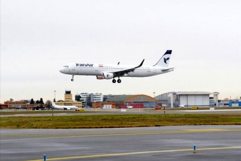 هواپیمای ایرباس جدید ایران ایر سه شنبه عازم مشهد مقدس می شود