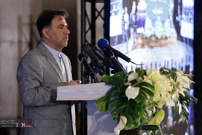 مراسم رونمایی و تقدیر از ایدههای برتر پایانه هوایی ایرانشهر