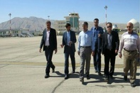 اتمام حجت باقریان با پیمانکار ترمینال فرودگاه لارستان