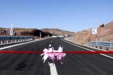 پیشرفت فیزیکی 55 درصدی جاده گردشگری قزوین- الموت / قول افتتاح در سال 97