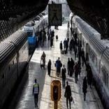پیش بینی 11 رام قطار و 300 اتوبوس برای جابجایی زائران اربعین حسینی در مرز شلمچه