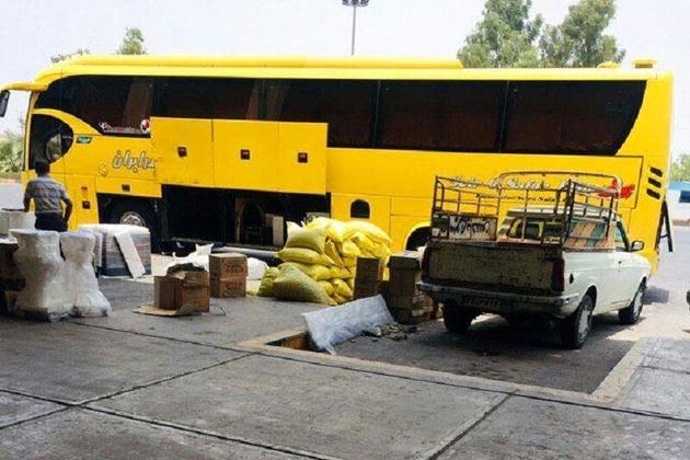اتوبوسهای مسافربر یا باربر