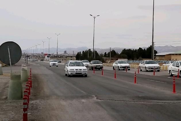 ثبت  بیش از 11 و نیم میلیون تردد در محورهای استان سمنان