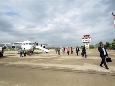 آمادگی فرودگاه خرمآباد برای مقابله با سیل احتمالی