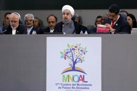 NAM undeniable part of solutions to world crises: Irans Rouhani