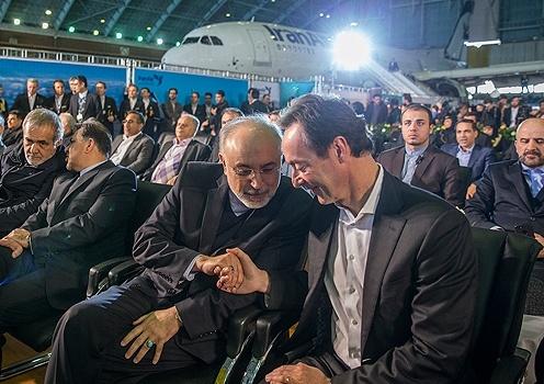 رئیس سازمان انرژی اتمی: امکان تحویل هواپیماهای ایرباس وجود دارد