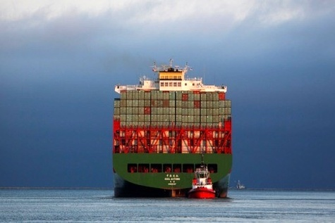 The Shipping Industry Is Suffering From China's Trade Slowdown