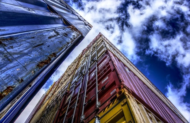 First Blockchain Container Shipped to Rotterdam