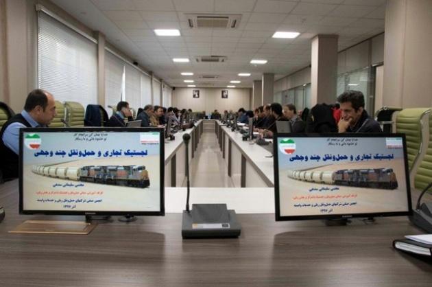 حضور 13 کشور خارجی ششمین کنفرانس بینالمللی مهندسی راهآهن