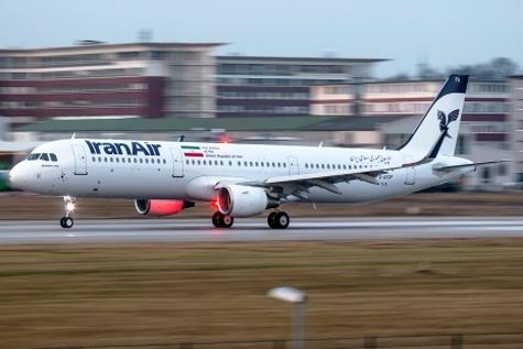 خبر ممنوعالخروجی نخستین هواپیمای برجامی کذب است