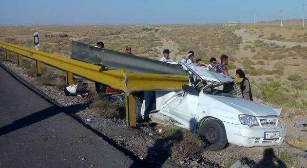 خطرات حوادث رانندگی ۱۵ برابر زلزله است/کشته شدن روزانه ۴۶ نفر بر اثر تصادفات جادهای