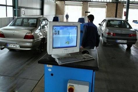 برخورد با خودروهای فاقد معاینه فنی در تهران از امروز تشدید می شود