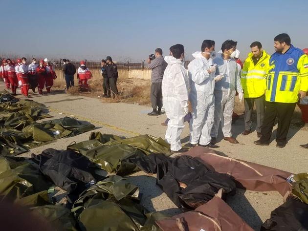 تسلیت آیتالله جنتی به بازماندگان حادثه سقوط هواپیمای اوکراینی